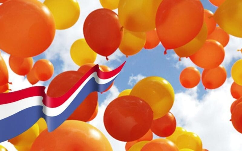 27 April 2021 Koningsdag geopend!